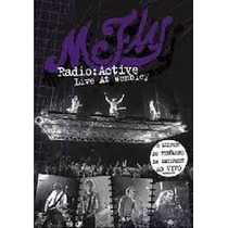 Dvd Mcfly Radio: Active Live At Wembley