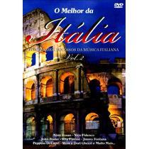 Dvd Melhor Itália 2 = Rita Pavone Sergio Endrigo Paul Anka