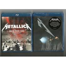 2 Blu-rays - Metallica (originais E Lacrado !)
