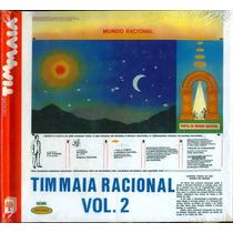 Cd Tim Maia Racional Vol. 2 Abril Coleções * Frete Grátis *