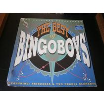 Lp The Best Of Bingoboys, How To Dance, Disco Vinil, 1991