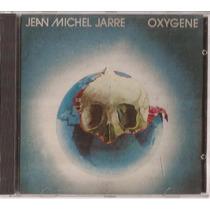 Cd Jean Michael Jarre - Oxygene - Raro