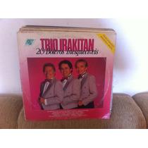 Lp Vinil Trio Irakitan - 20 Boleros Inesquecíveis