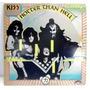 Kiss Hotter Than Hell Lp Excelente Estado