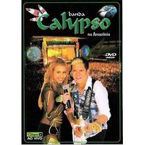 Dvd Banda Calypso Ao Vivo Na Amazonia