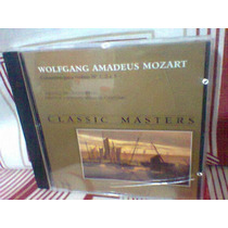 Cd Wolfgang Mozart @ Classic Masters (frete Grátis)