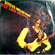 Vinil/lp - The Steve Miller Band - Fly Like An Eagle