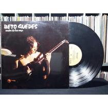 Beto Guedes Guitarrista Lp Contos Da Lua Vaga C/ Encarte Bc