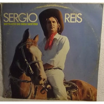 Lp / Vinil Sertanejo: Sergio Reis - Retrato Meu Sertão 1976
