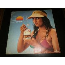 Lp Trilha Sonora Internacional Sol De Verão, Vinil De 1983