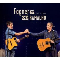 Cd Fagner E Zé Ramalho - Ao Vivo/ Digipack (987133)