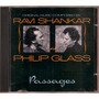 Cd Ravi Shankar And Philip Glass - Passages - Frete Grátis
