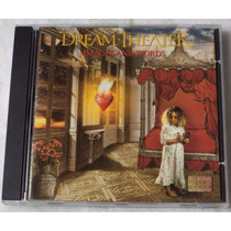 Cd Original Dream Theater Images And Words
