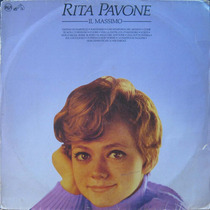 Rita Pavone Lp Il Massimo 1987