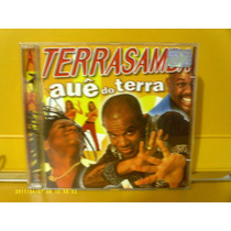 Terrasamba - Auê Do Terra - Cd Excelente Estado