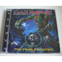 Iron Maiden - The Final Frontier Cd Importado