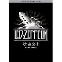 Dvd+cd Led Zeppelin Family Tree (2007) - Novo Lacrado