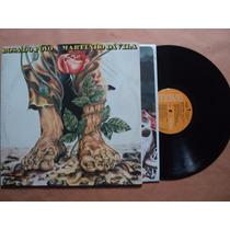 Martinho Da Vila- Lp Rosa Do Povo- 1976- Encarte- Zerado!