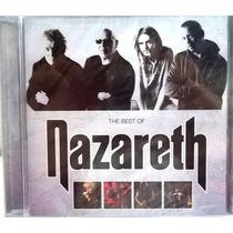 The Best Of Nazareth Cd Original Novo Lacrado