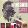Cd Miles Davis - Box 5cd - Original Album Classics