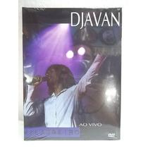 Djavan Milagreiro Ao Vivo Dvd Original Lacrado