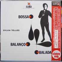 Lp Vinil - Sylvia Telles - Bossa Balanço Balada - Imp Japão