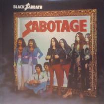 Lp Black Sabbath - Sabotage - Importado - Novo