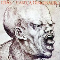 Lp Titãs - Cabeça De Dinossauro (lacrado) Capa Dupla