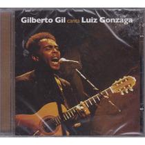 Cd Gilberto Gil Canta Luiz Gonzaga Original Lacrado