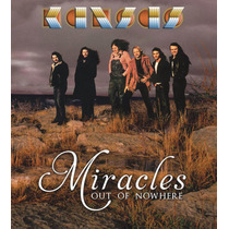 Cd/blu-ray Miracles Out Of Nowhere =import= Novo Lacrado