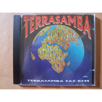 Terrasamba- Cd Terrasamba Faz Bem- 1995- Original- Zerado!