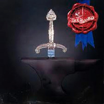Lp Rick Wakeman - The Myths And Legends Of King A