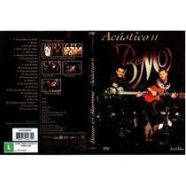 Dvd Bruno E Marrone - Acustico Ii