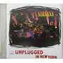 Cd Nirvana - Unplugged In The New York - Usado