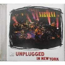 Cd Nirvana - Unplugged In The New York - Usado