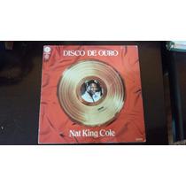 Lp Nat King Cole - Disco De Ouro.