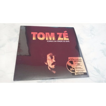 Lp Tom Zé - Correio Da Estação Do Brás - Lacrado 180 Gr