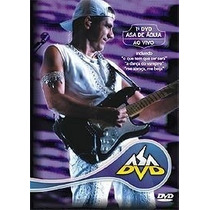 Dvd Ása De Águia Ao Vivo 2006 1° Dvd Super Raro