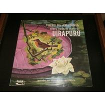 Lp Vozes Da Amazônia - O Lendário Canto Do Uirapurú, Vinil