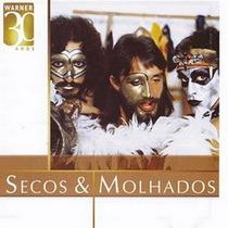 Cd Secos & Molhados - Warner 30 Anos (novo/lacrado)