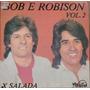 Lp (025) Sertaneja - Bob E Robison - X Salada