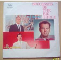 Lp Les Baxter Nelson Riddle Ray Anthony - Successe
