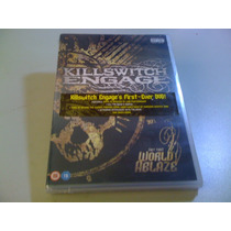 Killswitch Engage Set This World Ablaze(dvd Lacrado Fabrica)