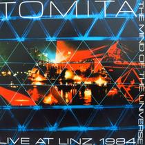 Lp Tomita - Live At Linz, 1984 - The Mind Of The Vinil Raro