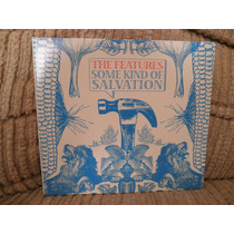 Cd The Features - Some Kind Of Salvation Importado