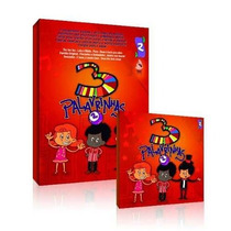 Dvd + Cd (kit) 3 Palavrinhas Volume 2 Original
