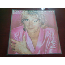 Lp Vinil Rod Stewart - Greatest Hits - 1988