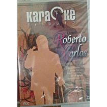 Karaoke Roberto Carlos Coletânea Karaokê Dvd