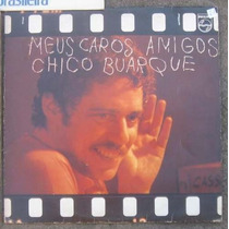 Lote Com 2 Lps Vinil Chico Buarque E Agepe - Usados