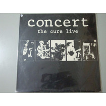 Vinil The Cure - Concert The Cure Live